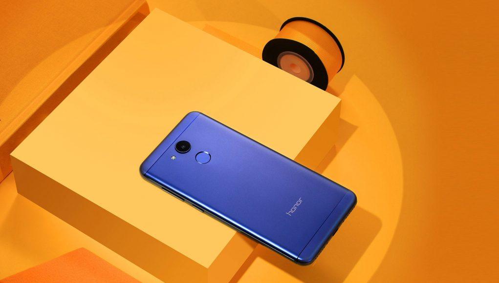 Huawei представила Honor 6C Pro